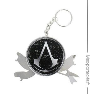 Porte-clés outils multifonctions Assassin's Creed